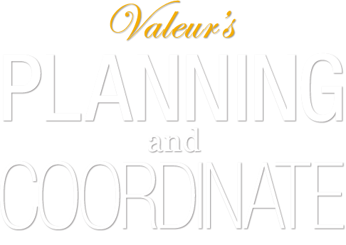 PLANNING and COORDINATE